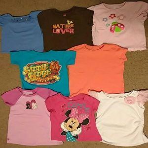 Other - Size 6 shirt bundle